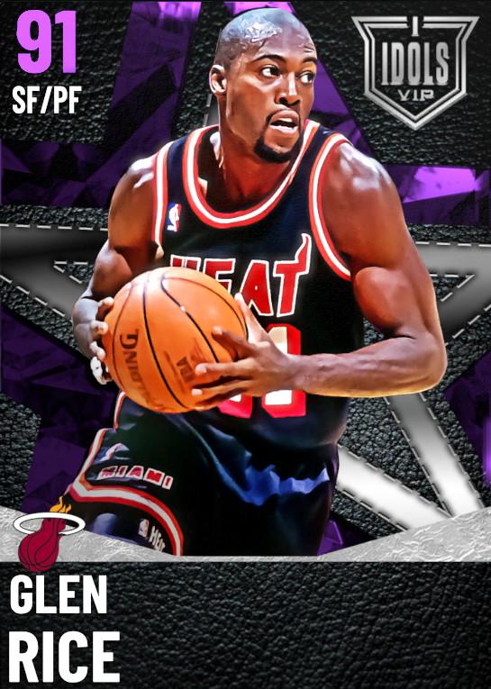 91 Glen Rice | undefined