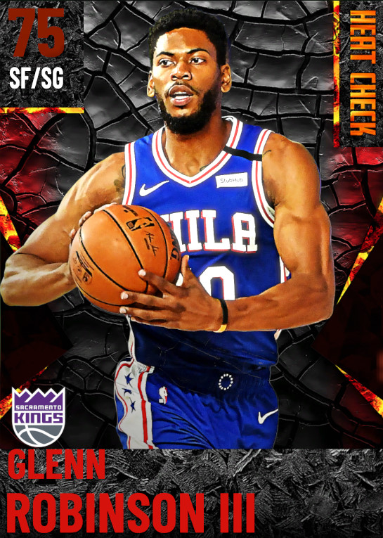 75 Glenn Robinson III | Sacramento Kings