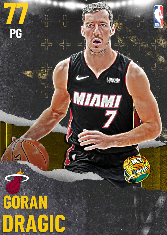 77 Goran Dragic   Miami Heat