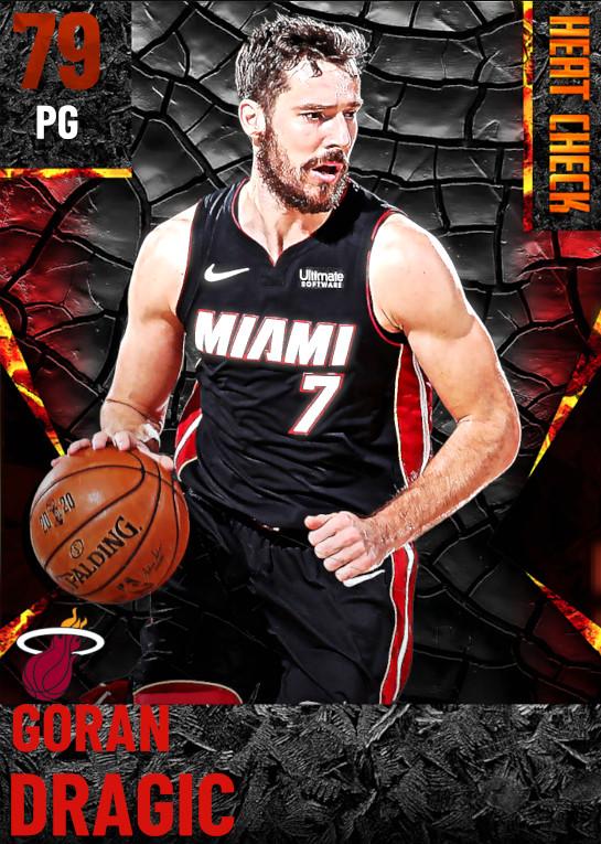 79 Goran Dragic | Miami Heat