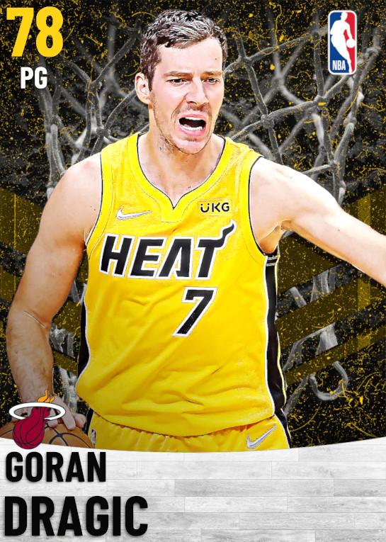 78 Goran Dragic   Miami Heat