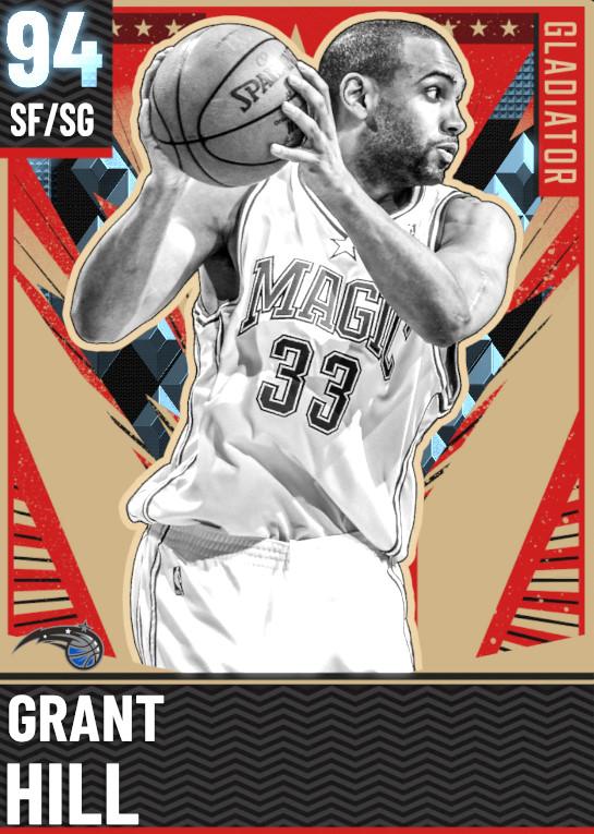 94 Grant Hill   Gladiator