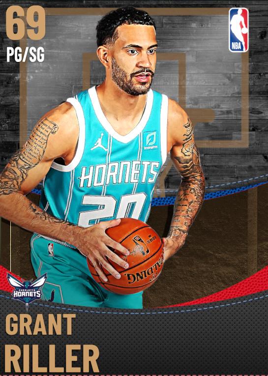 69 Grant Riller | Charlotte Hornets