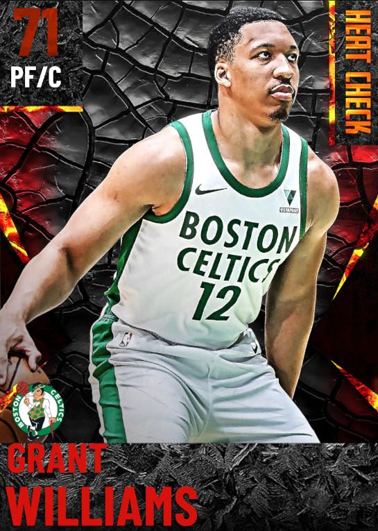 71 Grant Williams | Boston Celtics