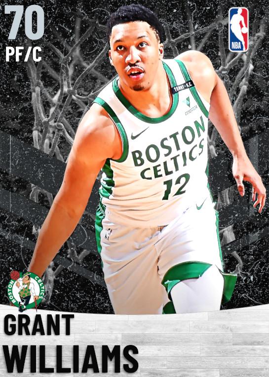 70 Grant Williams   Boston Celtics