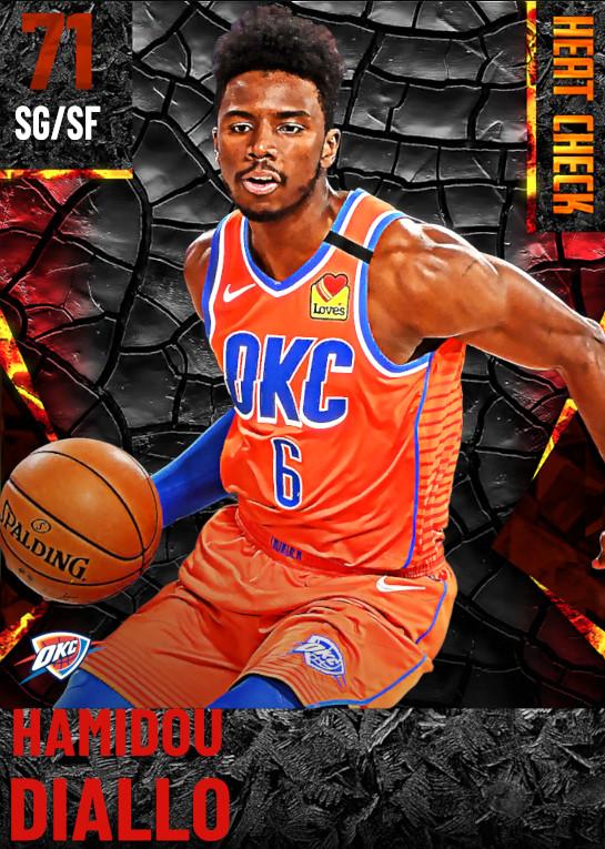 71 Hamidou Diallo | Oklahoma City Thunder