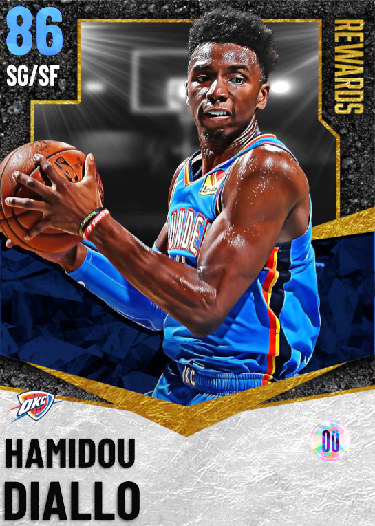86 Hamidou Diallo | Season 5 Rewards