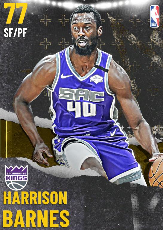 77 Harrison Barnes | undefined