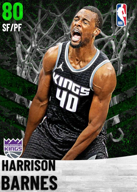 80 Harrison Barnes   Sacramento Kings