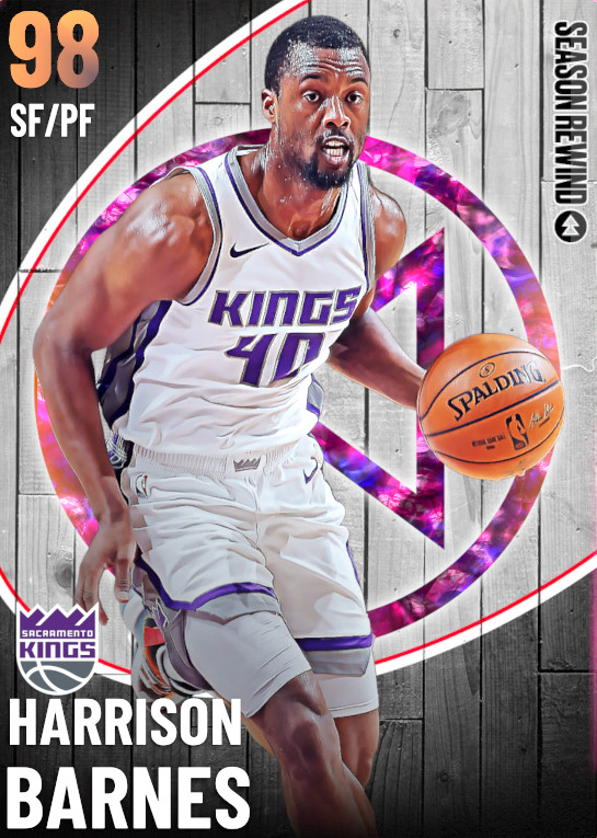 98 Harrison Barnes   undefined