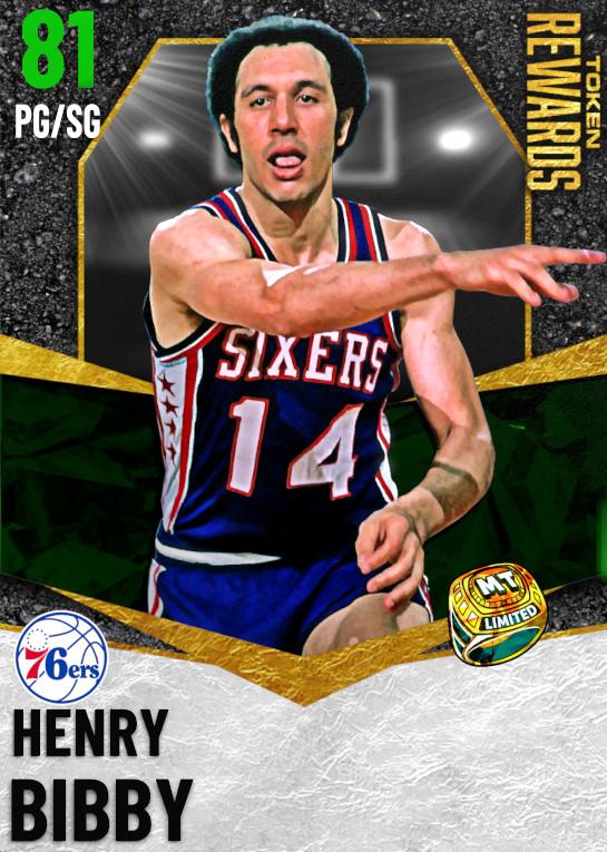 81 Henry Bibby | undefined