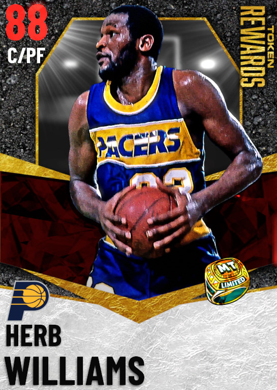 88 Herb Williams | undefined