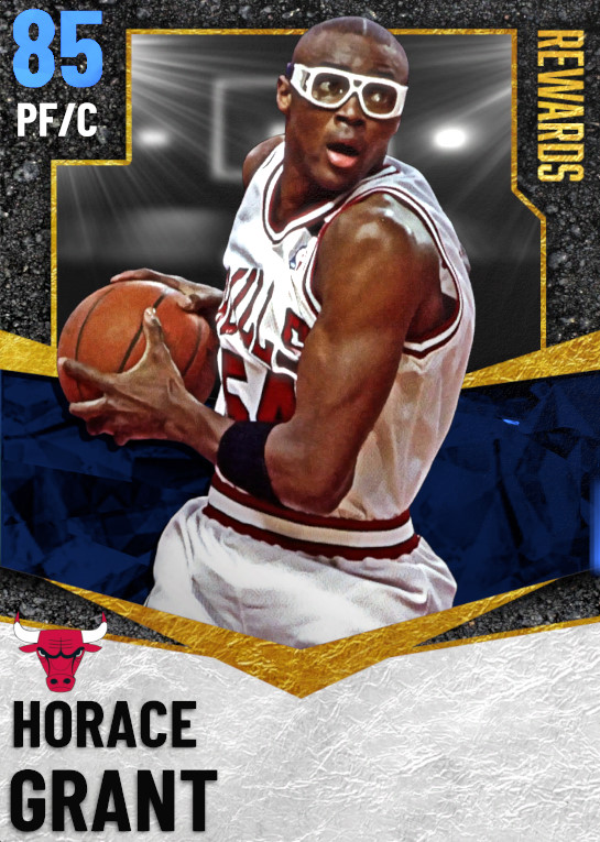 85 Horace Grant | undefined