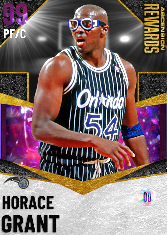 99 Horace Grant | undefined