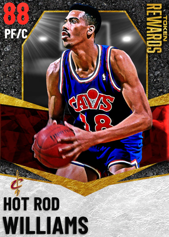 88 Hot Rod Williams | undefined