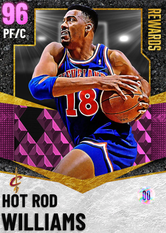 96 Hot Rod Williams | undefined