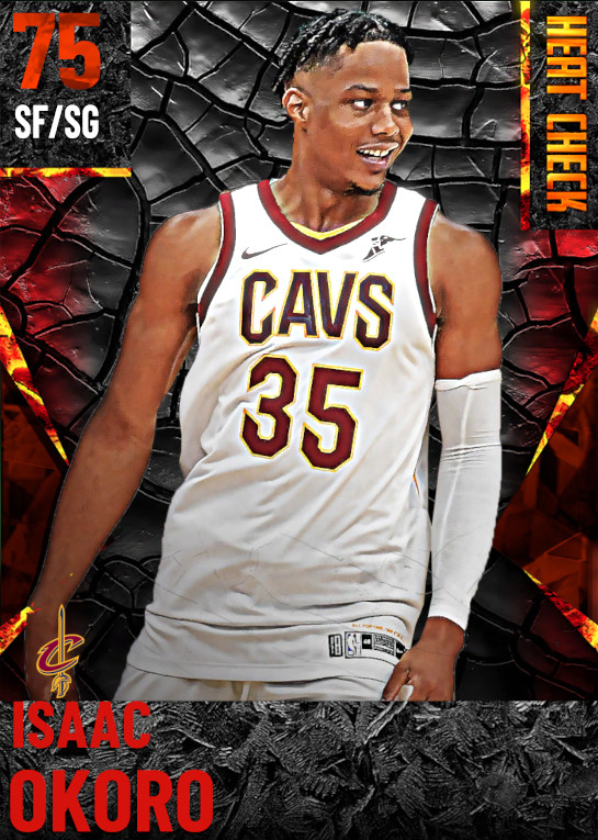 75 Isaac Okoro | Cleveland Cavaliers