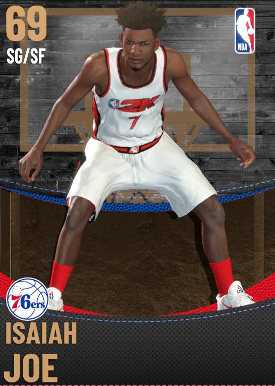 69 Isaiah Joe | Philadelphia 76ers