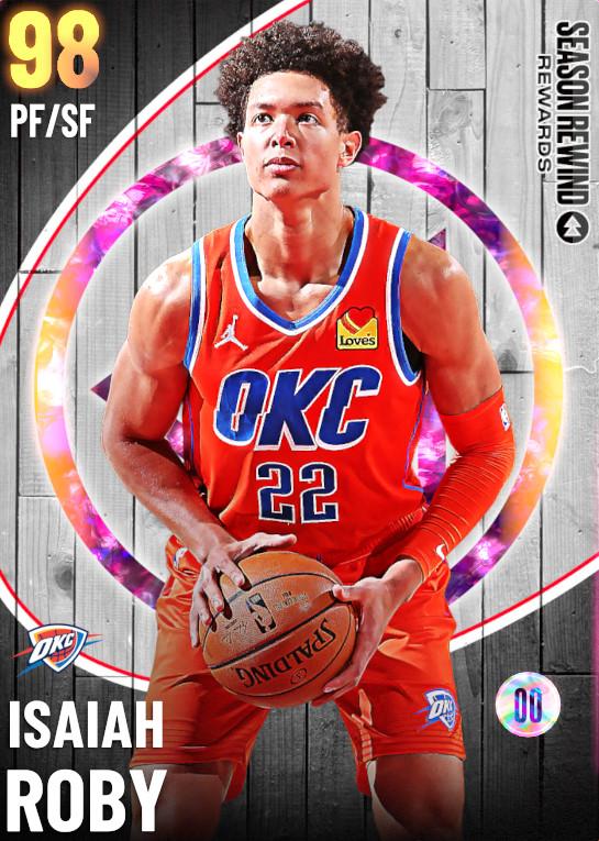 98 Isaiah Roby | Season Rewind Reward