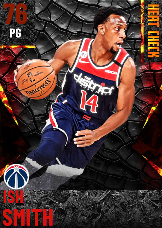 76 Ish Smith | Washington Wizards