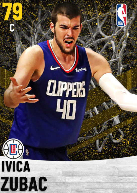 79 Ivica Zubac   Los Angeles Clippers