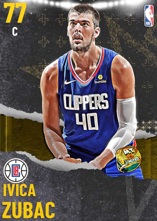 77 Ivica Zubac | undefined