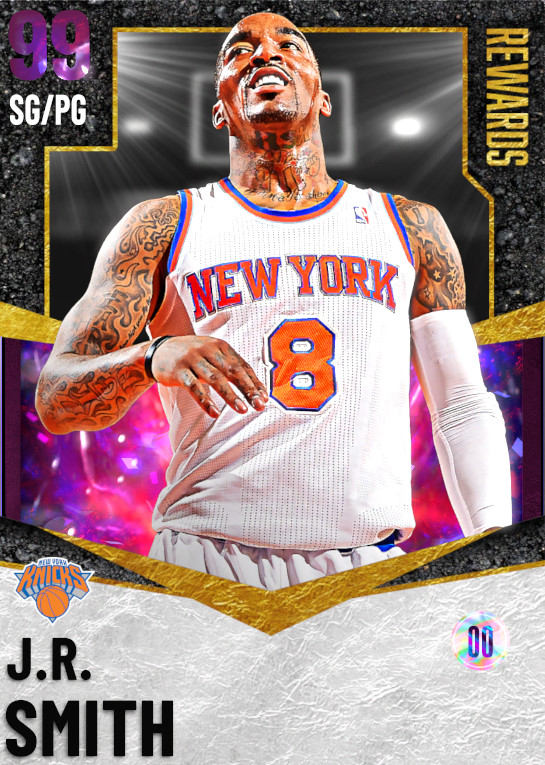 99 J.R. Smith | undefined