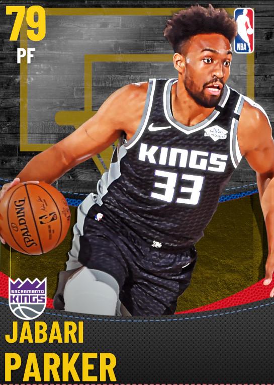 79 Jabari Parker | Sacramento Kings