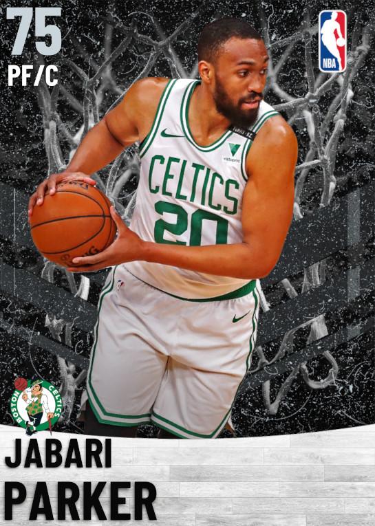 75 Jabari Parker   Boston Celtics