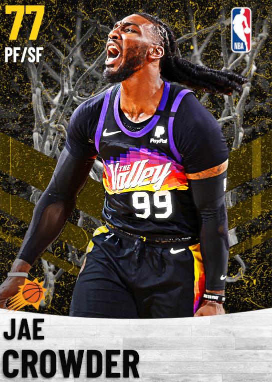 77 Jae Crowder   Phoenix Suns