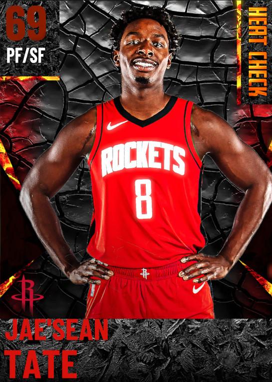 69 Jae'Sean Tate | Houston Rockets