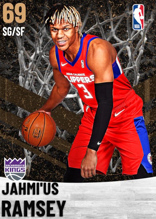 69 Jahmi'us Ramsey   Sacramento Kings