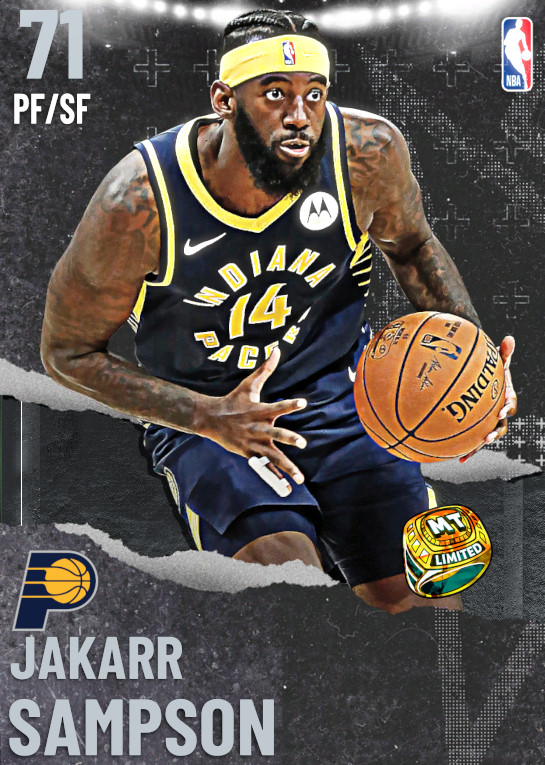 71 JaKarr Sampson | undefined