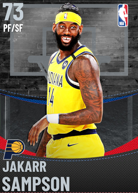 73 JaKarr Sampson | Indiana Pacers