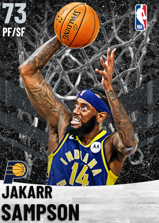 73 JaKarr Sampson   Indiana Pacers