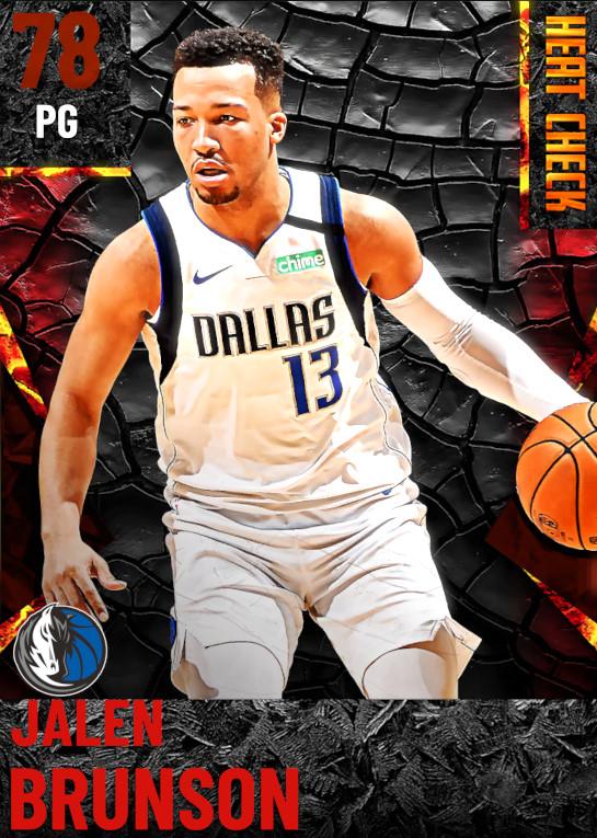 78 Jalen Brunson | Dallas Mavericks