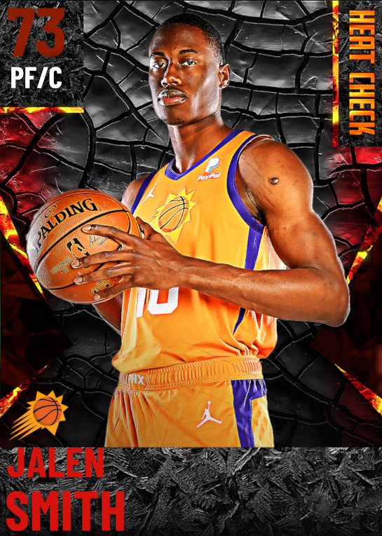 73 Jalen Smith | Phoenix Suns