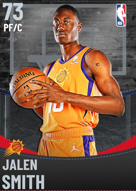 73 Jalen Smith | undefined