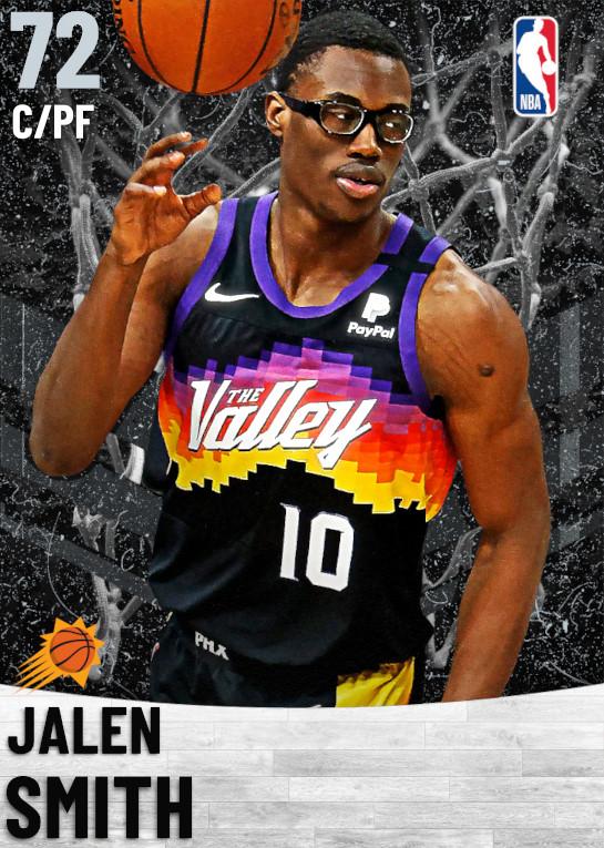 72 Jalen Smith   Phoenix Suns
