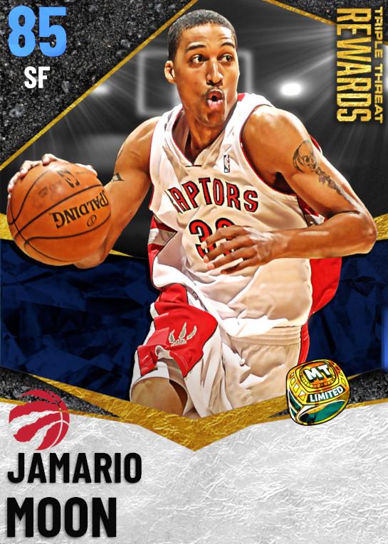 85 Jamario Moon   undefined
