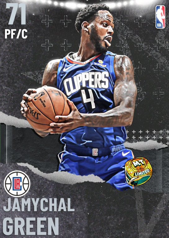 71 JaMychal Green | undefined
