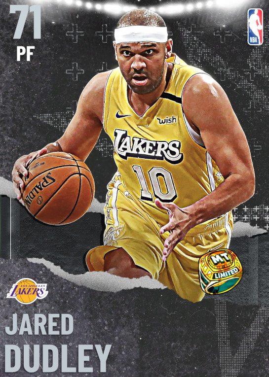 71 Jared Dudley | undefined