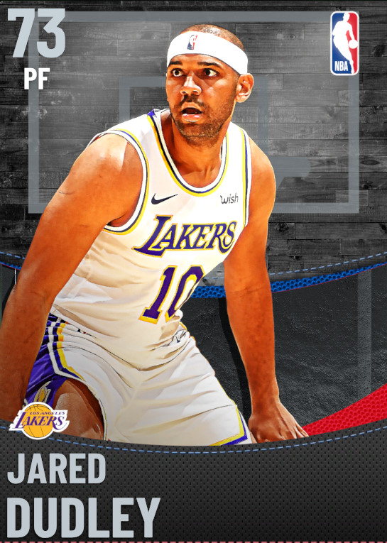 73 Jared Dudley | Los Angeles Lakers