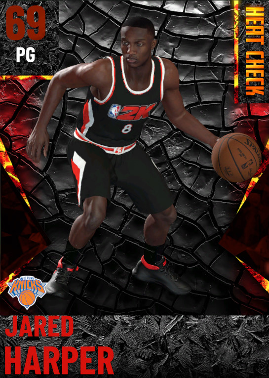 69 Jared Harper | New York Knicks