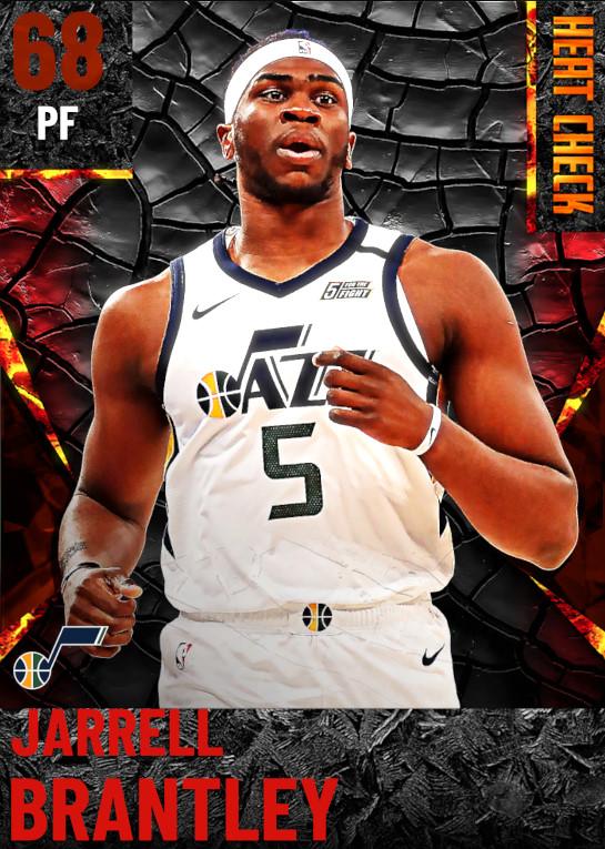 68 Jarrell Brantley | Utah Jazz