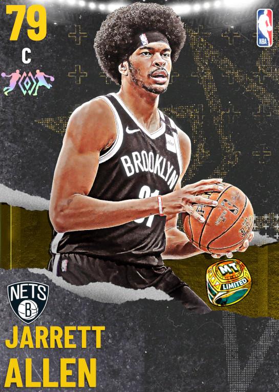 79 Jarrett Allen | undefined