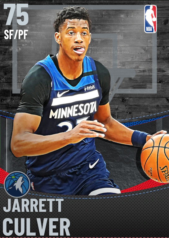 75 Jarrett Culver | undefined