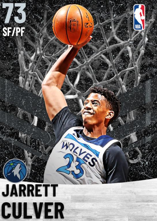 73 Jarrett Culver   Minnesota Timberwolves
