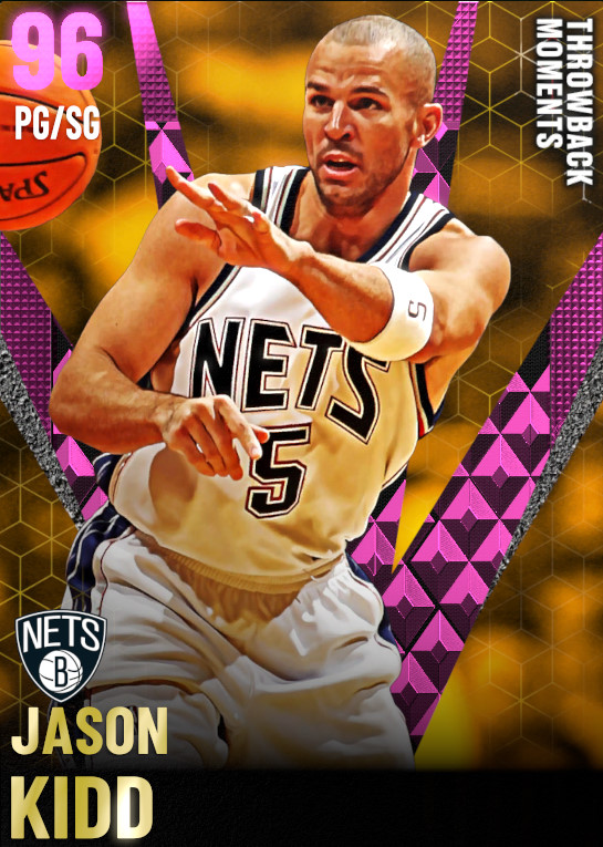 96 Jason Kidd | undefined