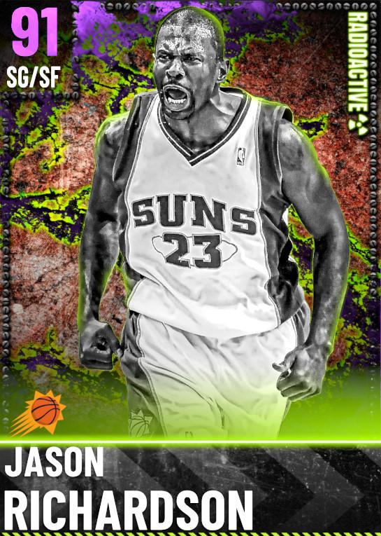 91 Jason Richardson | Radioactive